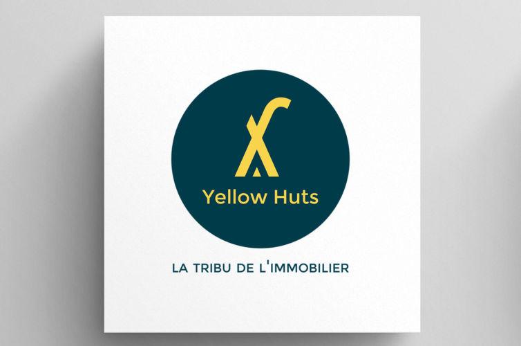 Yellow Huts