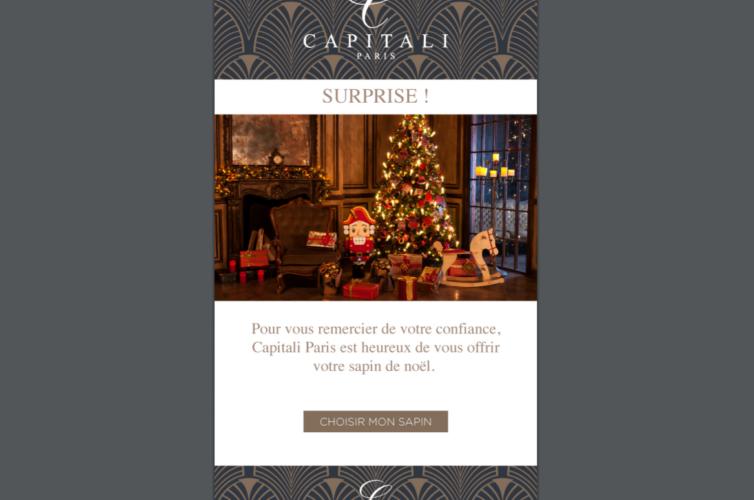 Mailing Noël