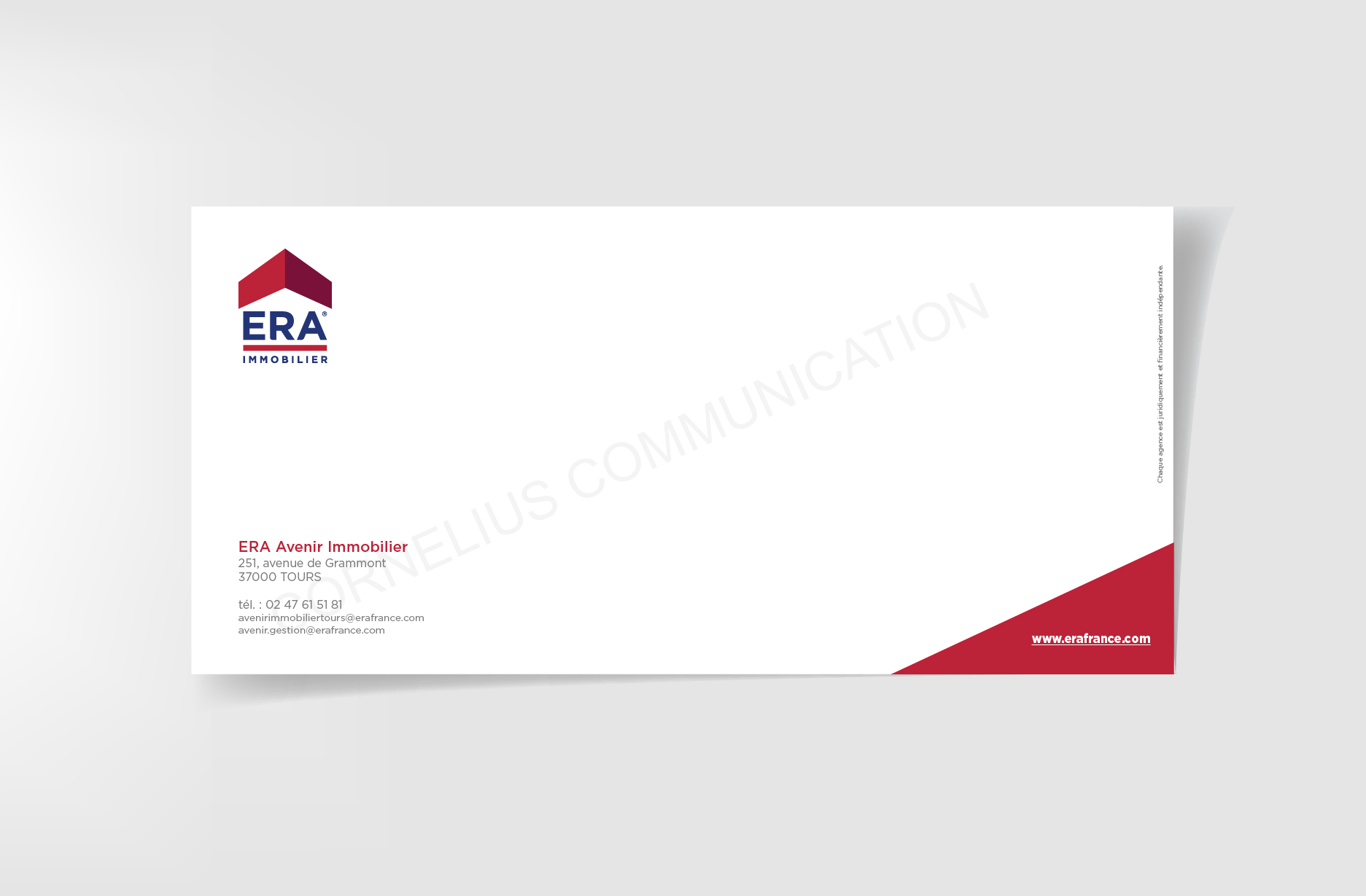 Era Immobilier Carte De Compliments