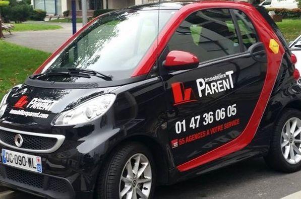 Immobilière parent