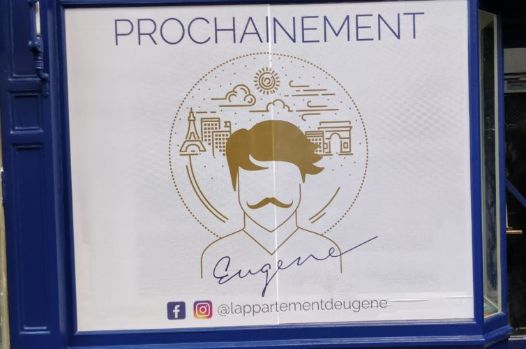 L'APPARTEMENT D'EUGENE