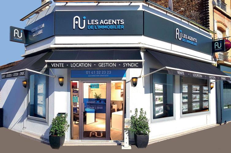 Les Agents de l'Immobilier Asnières